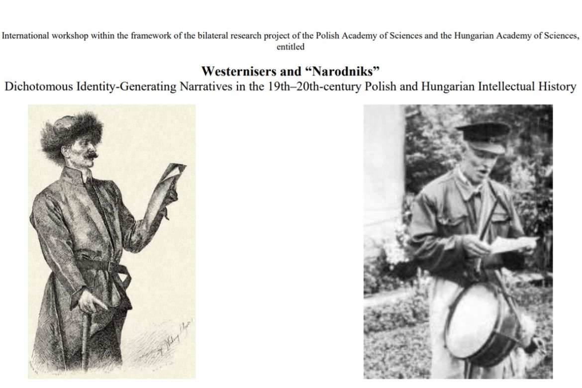 "Westernisers and ""Narodniks"". Project opening conference"