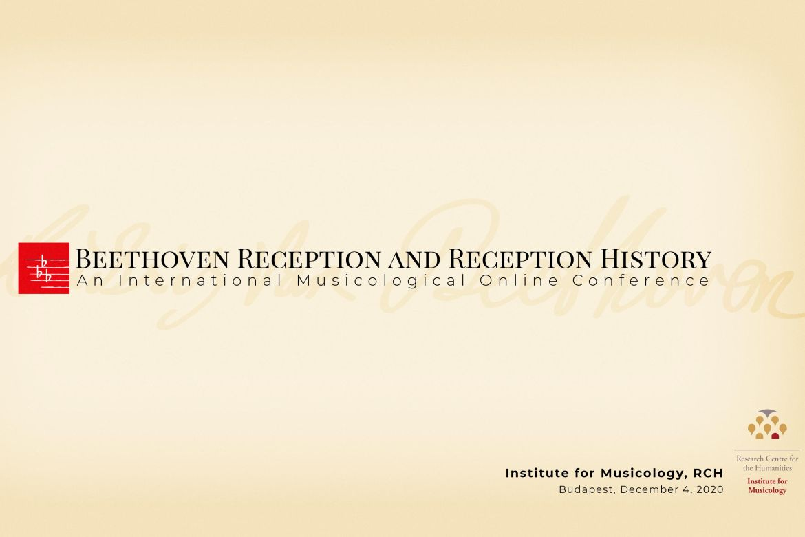 International conference on Ludwig van Beethoven's birth anniversary